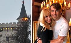 Грязи не боятся! Все о замке, который Галкин построил для Пугачевой