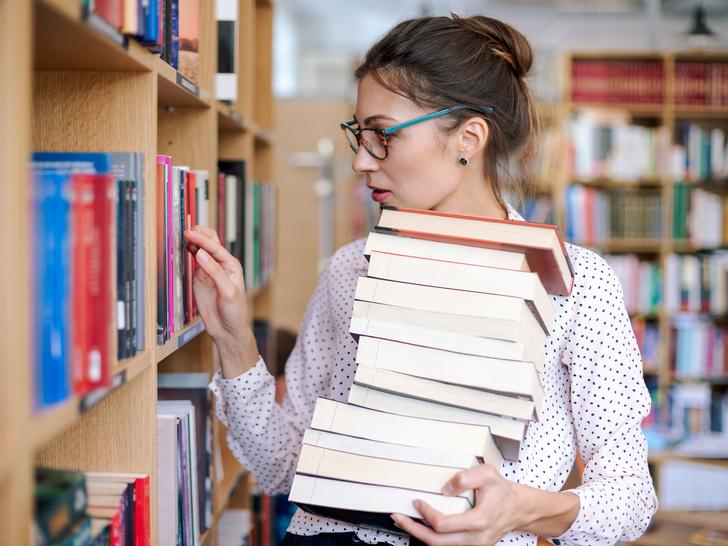 Фото №1 - Практика цундоку: зачем покупать книги, но не читать их