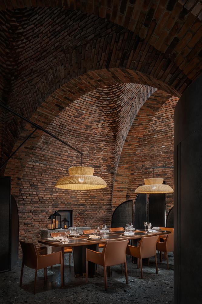 Фото №6 - Ресторан в форме термитника в Китае