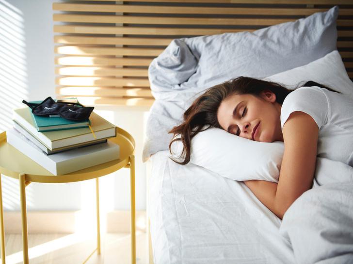 Фото №1 - Когнитивный шаффл: простая техника, которая поможет быстро уснуть (и выспаться)