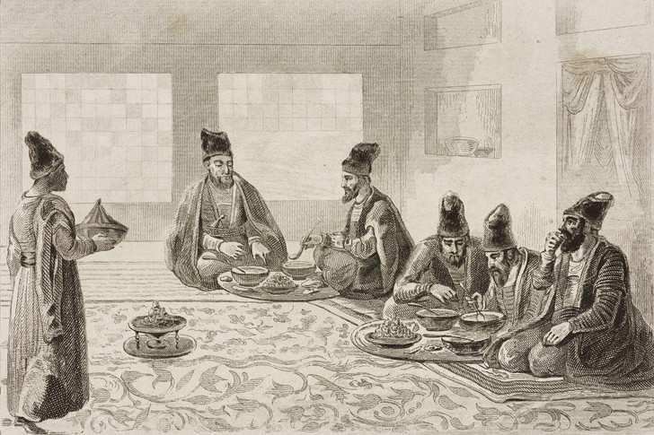 Фото №1 - Остаться на бобах: рецепт иранского супа аш реште