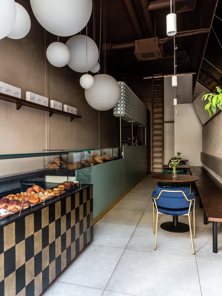 Фото №1 - Кафе-пекарня La Poste в Москве