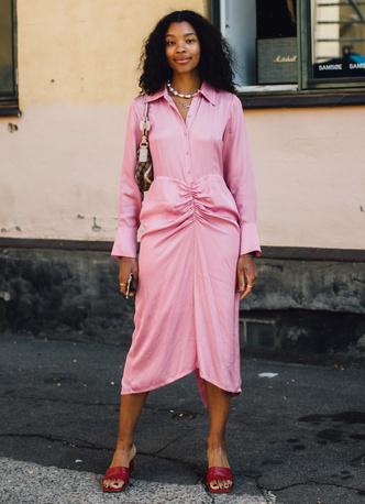 Фото №4 - Как носить розовый цвет: лучшие сочетания с самым модным оттенком
