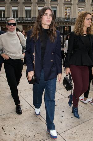 Фото №6 - Запретный плод: как королевские особы носят джинсы