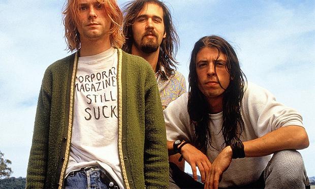 Фото №1 - Компьютер сочинил новую песню Nirvana