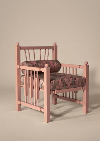Фото №4 - Коллекция мебели Лауры Гонсалес