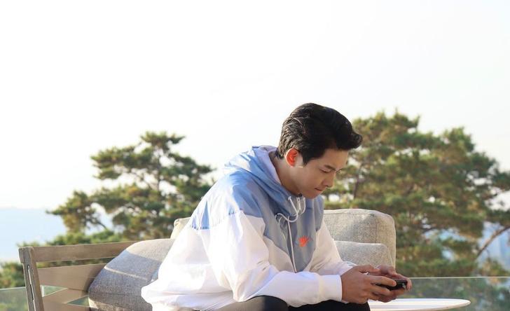 Фото №23 - Sexy Oppa: Все, что ты хотела знать про звезду дорамы «Винченцо» Сон Джун Ки
