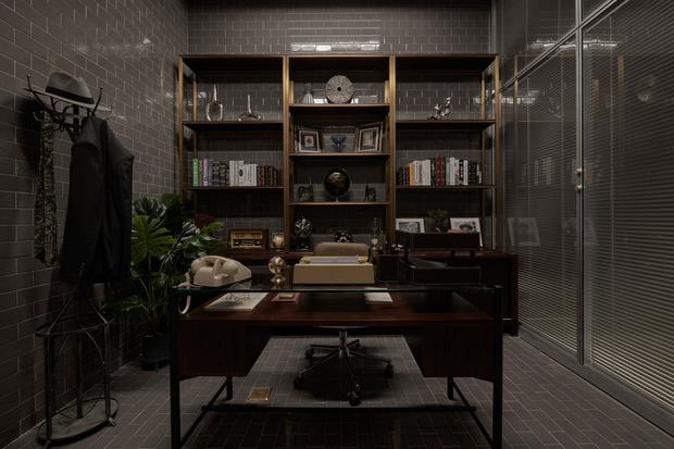 Фото №5 - Бар по мотивам сериала «Безумцы» в Гуанчжоу