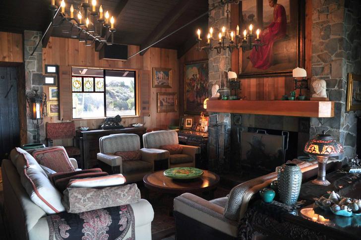 Фото №4 - В Калифорнии продается бывший дом Фрэнка Синатры