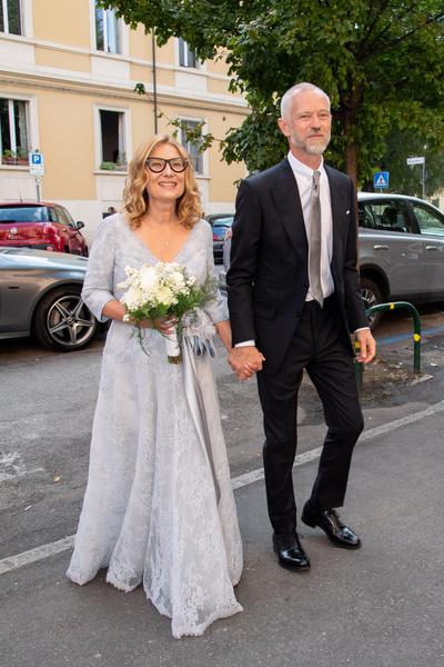 Фото №2 - Вдова Лучано Паваротти вышла замуж через 9 месяцев после знакомства с любимым