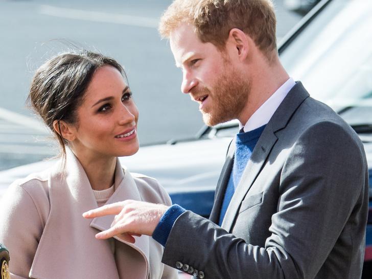 Фото №1 - Домашнее прозвище: как герцогиня Меган называет принца Гарри наедине