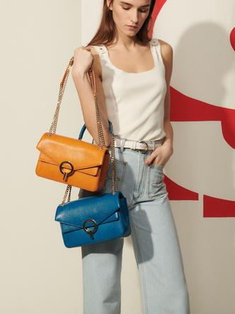 Фото №4 - 10 ярких сумок из новой коллекции Sandro