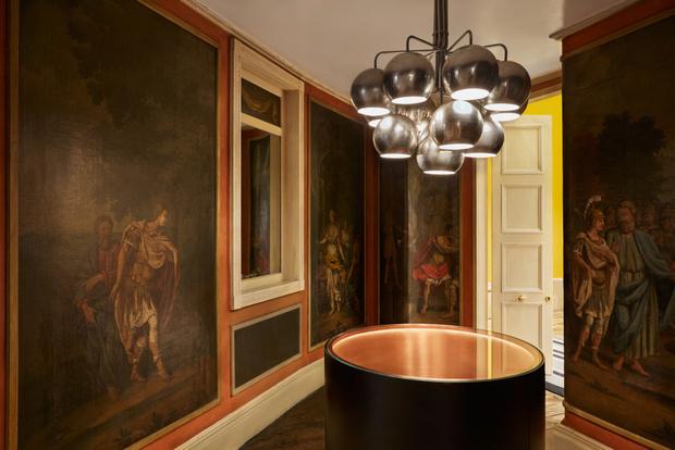 Фото №12 - Новый бутик в Лондоне по дизайну Dimorestudio