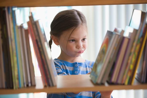 Фото №1 - Как научить ребенка любить читать