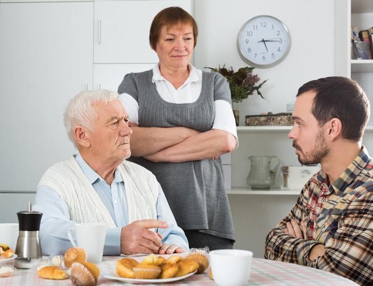 проблемы в отношениях, сын и отец отношения, как исправить отношения, бабушка и внуки, дедушка и внуки, семейный конфликт, семейная ссора