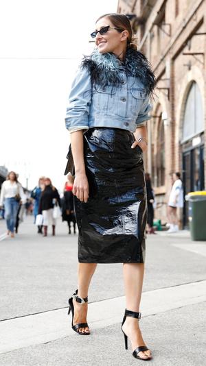 Фото №4 - На любой случай: с чем носить юбку-карандаш