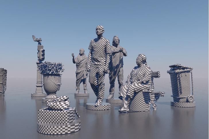 Фото №3 - New Nature: выставка-исследование «человека виртуального» от Recycle Group