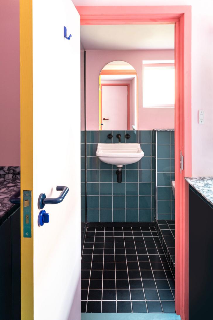 Фото №7 - Color Blocking: яркий дом в Лондоне