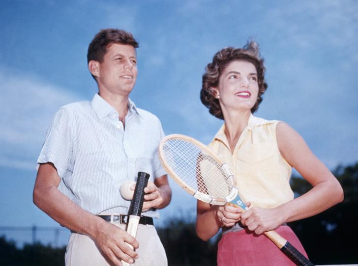 Фото №2 - Свадьба Джона и Жаклин Кеннеди: 9 несказочных фактов
