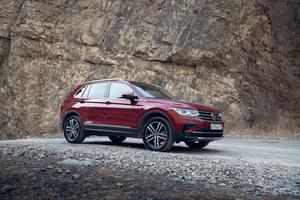 Фото №2 - Volkswagen объявляет о начале продаж нового кроссовера Tiguan
