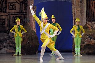 Фото №4 - Балет «Чиполлино» на сцене Театра Сац