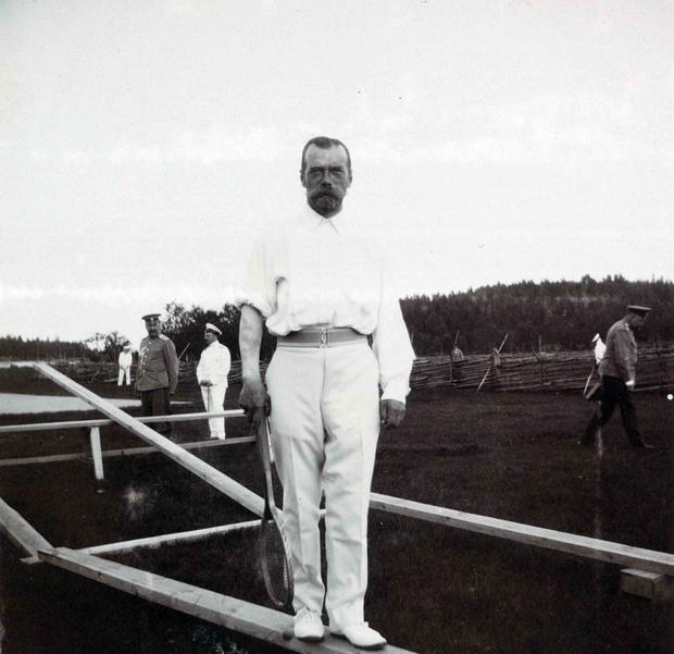 Фото №3 - Царский воркаут: почему Николай II был таким накачанным и как стать таким же