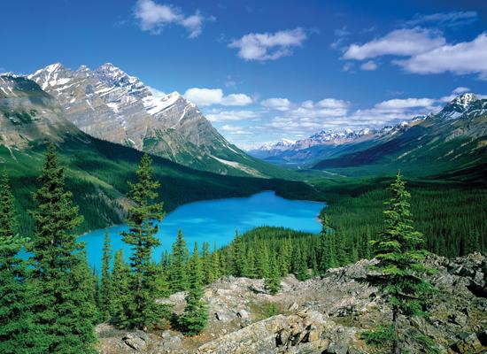 Фото №6 - 10 самых красивых озер в мире