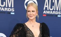 51-летняя Николь Кидман показала свое самое нескромное платье
