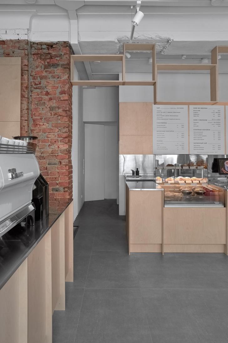 Фото №9 - Кофейня «Французский пекарь» в доме 1920-х годов в Екатеринбурге