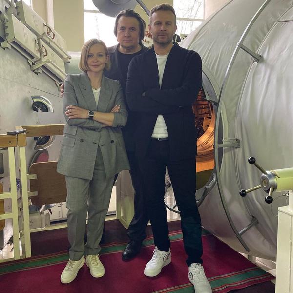 Фото №4 - Как съемки в космосе могут сказаться на здоровье Юлии Пересильд и Клима Шипенко
