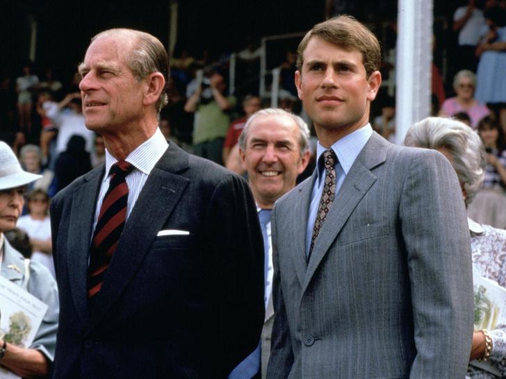 Фото №2 - С кем из детей у принца Филиппа сложились наиболее близкие отношения