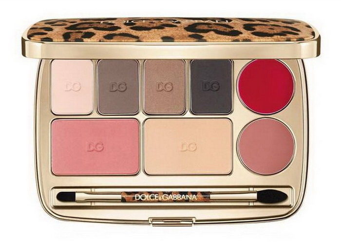 Dolce & Gabbana, Beauty Voyage Makeup Essential Palette