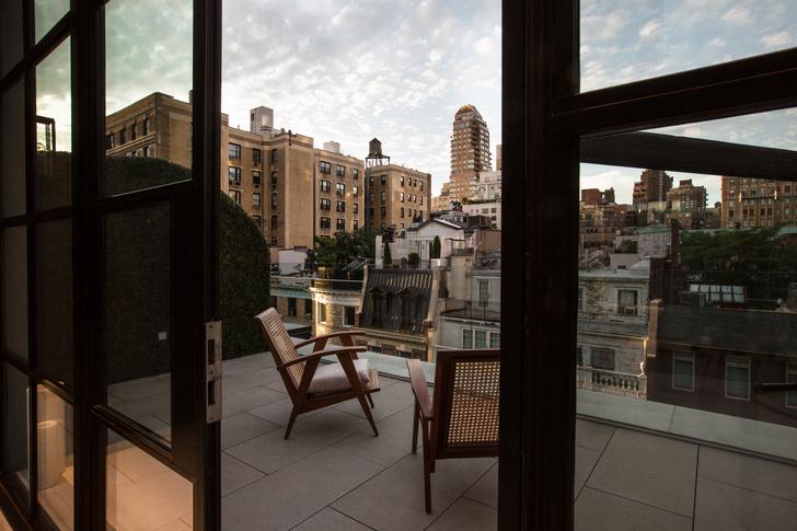 Фото №1 - Апартаменты с парижской атмосферой в Нью-Йорке