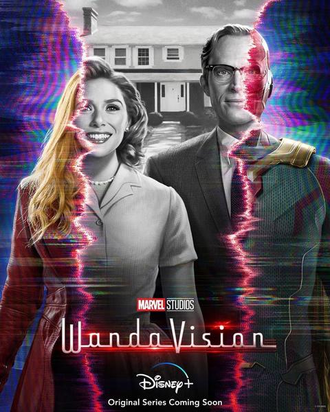 Фото №1 - Check the date: мы уже знаем, когда выйдет новый супергеройский сериал от Marvel «ВандаВижен»
