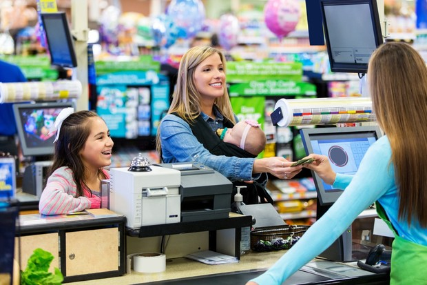 Фото №3 - 5 веселых уроков в магазине: развиваем интеллект