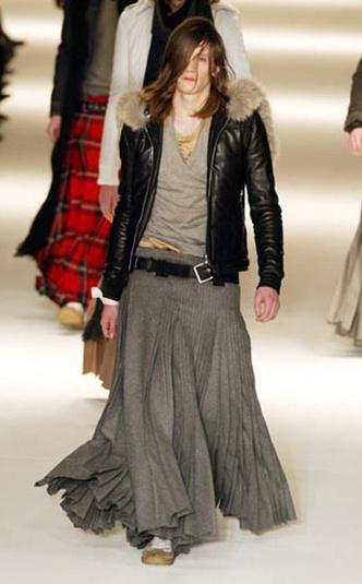 Фото №4 - Мода без пола: почему мужчины в платьях— это нормально