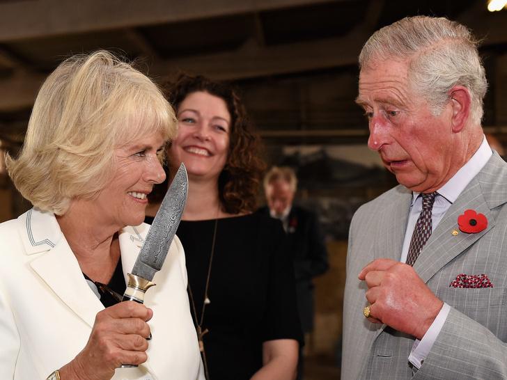 Фото №19 - Любовь сквозь годы: 20 самых трогательных фото принца Чарльза и герцогини Камиллы