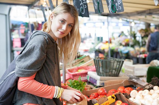 Фото №1 - Как сэкономить на правильном питании?