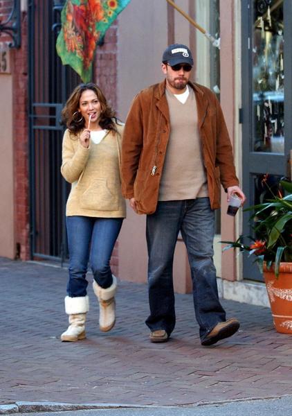 Фото №6 - Беннифер на стиле: 8 случаев, когда Джей Ло и Бен Аффлек доказали, что отлично смотрятся вместе