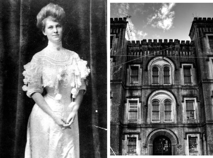 Фото №1 - Хозяйка «отеля смерти»: жуткая история Лавинии Фишер— первой женщины-серийной убийцы Америки