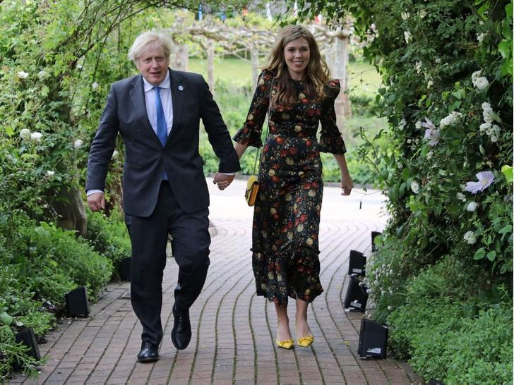 Фото №7 - Саммит G7 в Корнуолле: как выглядят Первые леди Европы и Японии
