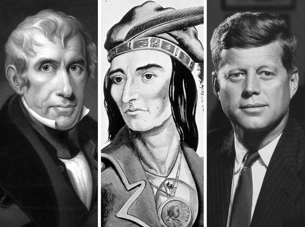 Фото №1 - Проклятие Текумсе: почему погибают американские президенты (и станет ли 2020-й роковым для США)