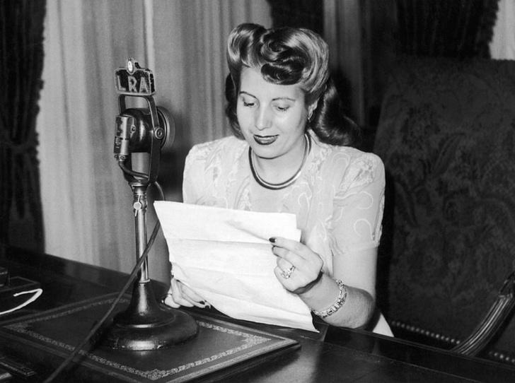 Фото №1 - Эва Перон: как провинциалка стала первой леди и королевой сердец Аргентины