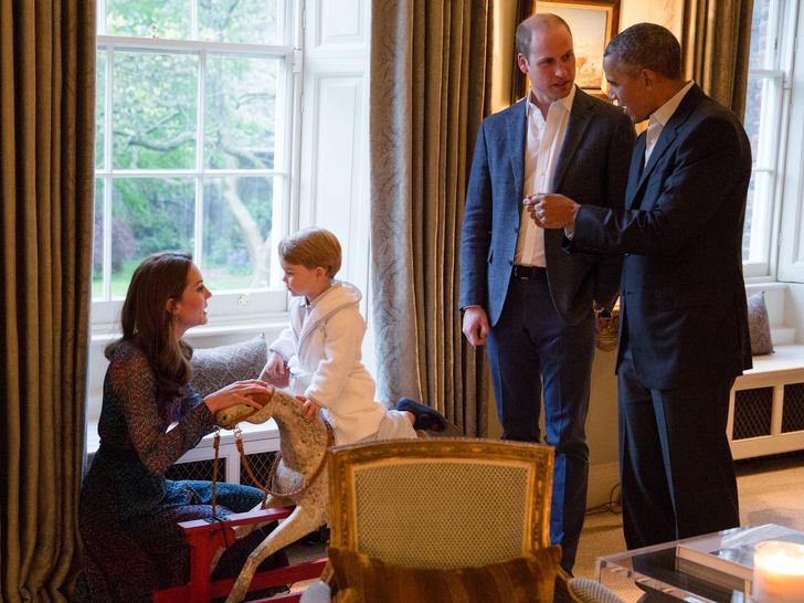 Фото №2 - Ложь во благо: что Кейт и Уильям скрывают от Джорджа