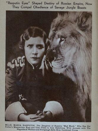 Фото №7 - Наследница дьявола: как сложилась судьба последней дочери Григория Распутина