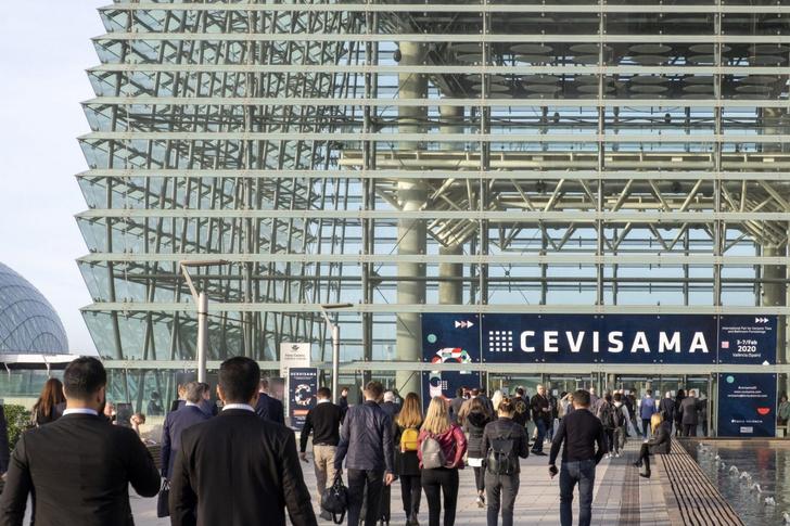 Фото №1 - Выставка Cevisama перенесена на май 2021 года