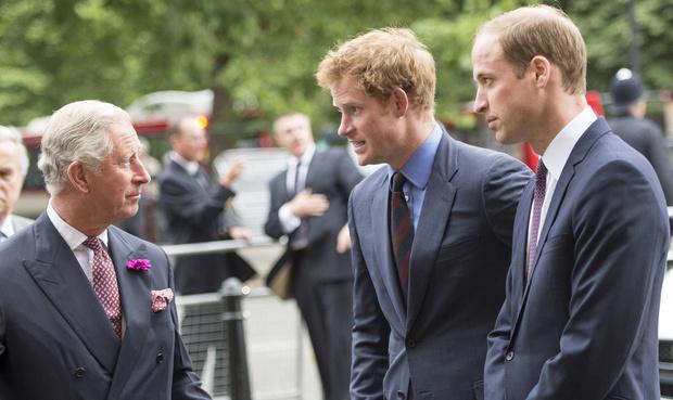 Фото №4 - Что заставило принцессу Диану окончательно разочароваться в принце Чарльзе после рождения Гарри