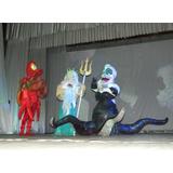 «Новогодний карнавал в подводном царстве»