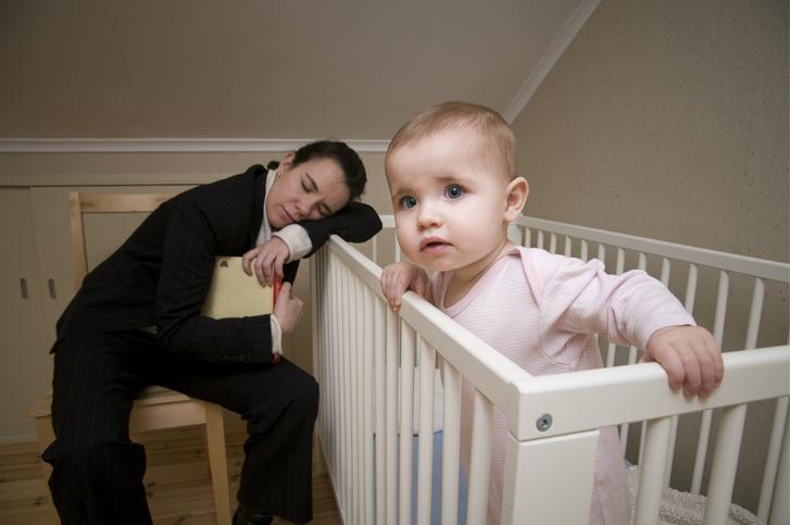 Новый способ уложить ребенка спать