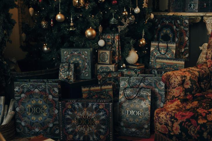 Фото №3 - Рождественский декор: в гостях у арт-директора Dior Maison Корделии де Кастеллан